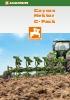 AMAZONE - Tecnología de arado Cayros_Hektor_C-Pack