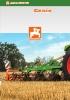 AMAZONE - Cultivador suspendido Cenio Special