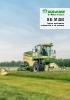 KRONE - Segadora acondicionadora autopropulsada Big M 450