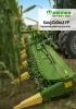 KRONE - Cabezales de recolección de maíz versátiles EasyCollect FP