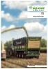 KRONE - Vagones de transporte de forraje TX (EN)