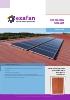Sistema de refrigeración COOLING SOLAR - 2020