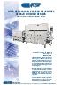 Linea de desalado y lavado de jamones y paletas DSA-17-SA4/SA6/SA8