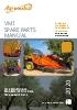 Manual de recambios VM1 2020 (inglés)