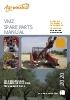 Manual de recambios VM2 2020 (inglés)