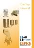 Catálogo general Dipre
