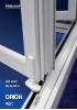 Plegable Orion PVC - Levatina
