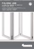 Folding Line El programa de accesorios para los sistemas plegable