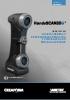 HandySCAN 3D Silver Series: Los escáneres 3D profesionales probados y fiables a un precio accesible