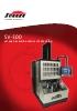 Bruñidora vertical de camisas Sunnen SV-500