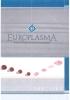Europlasma: máquinas para tratamientos de superficies de textiles
