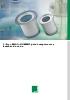 Filtros para compresores y bombas de vacío