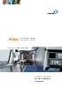 Almac - centros de mecanizado, FB 1005