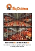 Aviarios para gestión de gallinas ponedoras en suelo y gallinas camperas NATURA60 & NATURA70