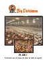 Plato comedero para la producción de pollos de engorde FLUXX