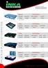 Palets de plàstic compactes 1000x1200 mm