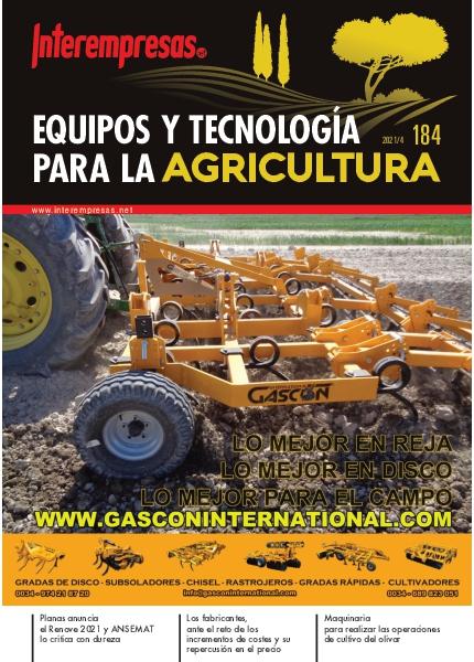 Interempresas Equipos y Tecnología para la Agricultura
