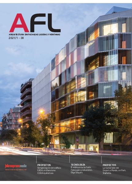 AFL - Arquitectura en Fachadas Ligeras