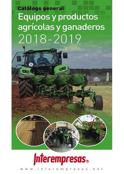 Catálogo Agrícola y Ganadero