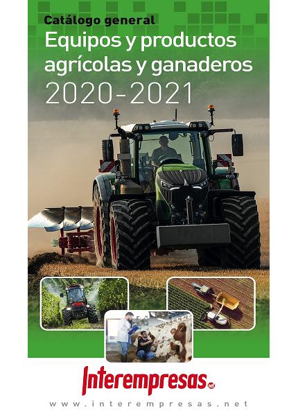 Catálogo General Equipos y Productos Agrícolas y Ganaderos