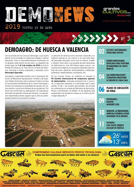 Demoagro News