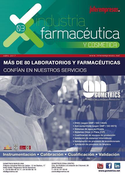 Industria Farmacéutica y Cosmética