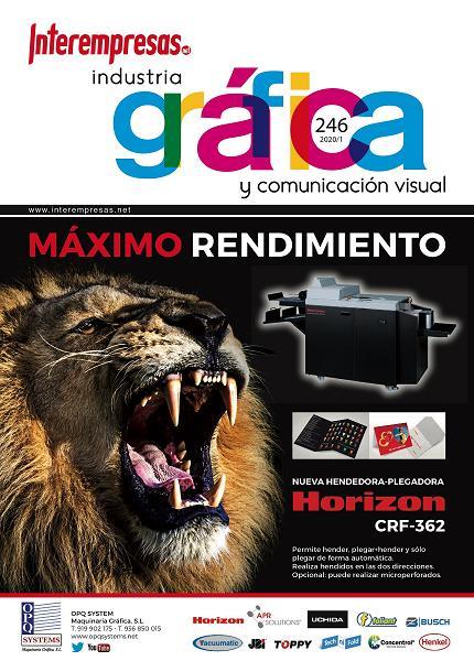 Industria Gráfica y comunicación visual