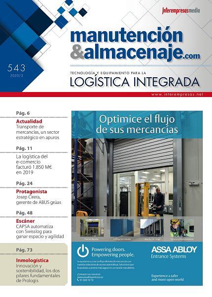 Manutención y Almacenaje - Logística Integrada
