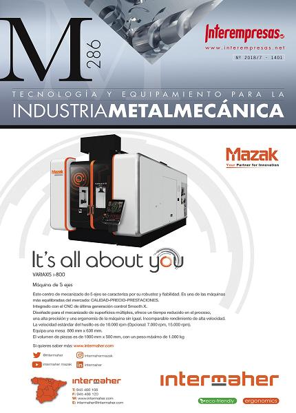 Interempresas Industria Metalmecánica