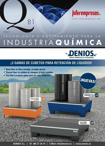 Interempresas Tecnología y equipamiento para la Industria Química