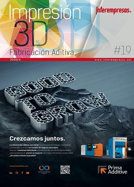Tecnología y equipamiento para la Impresión 3D, Fabricación Aditiva