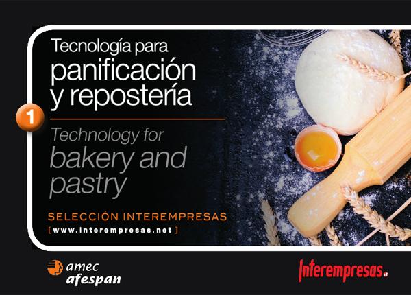 Selección Interempresas - Tecnología para panificación y repostería (amec afespan)