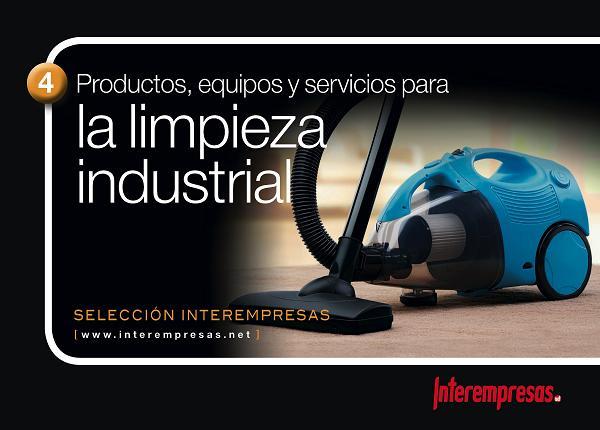 Selección Interempresas - Productos, equipos y servicios para Limpieza Industrial