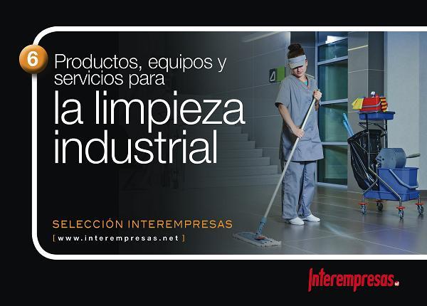 Selección - Productos, equipos y servicios para Limpieza Industrial