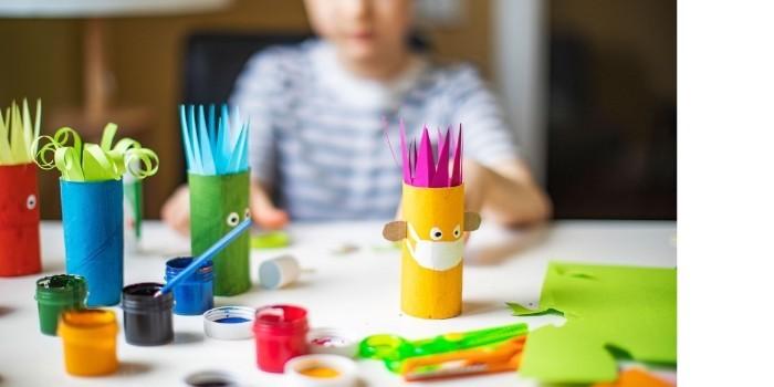 Manualidades y artísticos, juguetes con propósito creativo