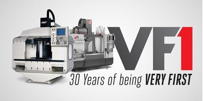 Haas VF-1, 30 años de la primera Haas, la 'Very First One'