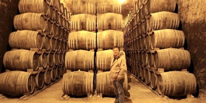 Entrevista a John Holmwood, exportador de vino español