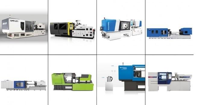 The Very Best: Máquinas de inyección eléctricas