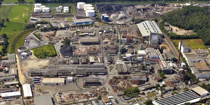 Acreditada colaboración de Tomra en la gestión de residuos electrónicos con el centro de reciclaje Aurubis de Lünen, Alemania