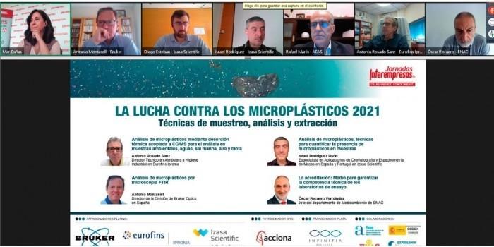Interempresas concluye con gran éxito su jornada sobre microplásticos