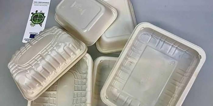 Envases biodegradables que alargan la vida útil de los alimentos