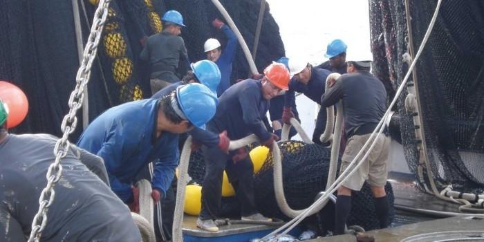 Lucha global contra la pesca IUU