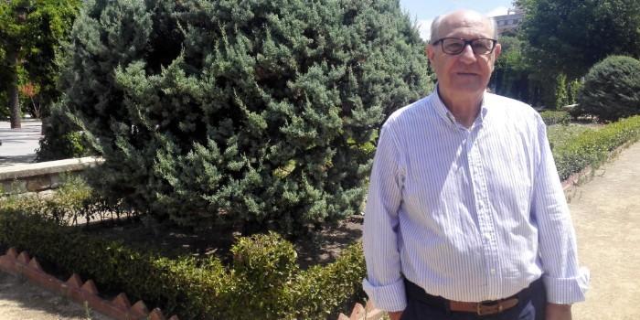 Entrevista a Marino Uceda, doctor e ingeniero agrónomo y elaiólogo
