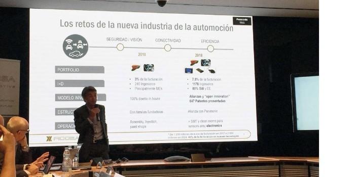 Ficosa pone en marcha un nuevo Hub dedicado a la e-Mobility en Barcelona