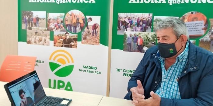 Entrevista a Lorenzo Ramos (UPA)