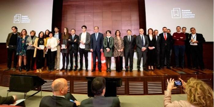 Ascer hace entrega, un año más, de sus tradicionales Premios Cerámica de Arquitectura e Interiorismo
