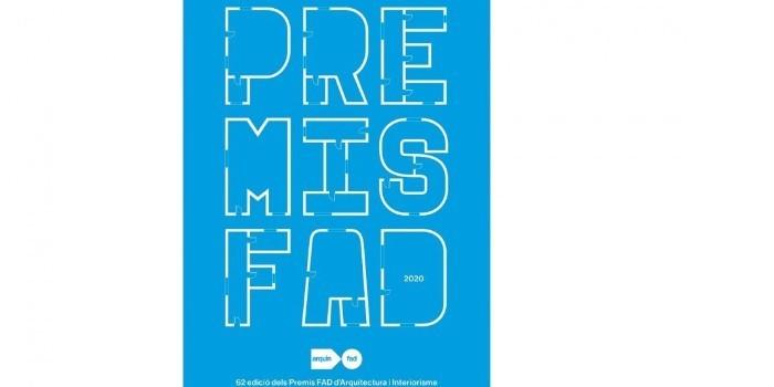 Los Premios FAD publican la lista de finalistas y seleccionados 2020