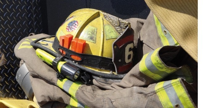 Bomberos: protegerse para salvar la vida de otros