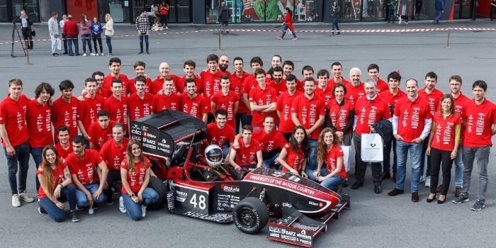 Fórmula Student, un certamen europeo en el que participan más de 3.000 estudiantes universitarios de ingeniería de todo el mundo