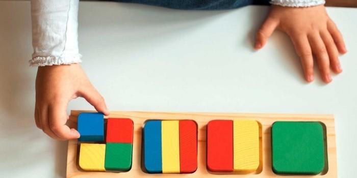 Clases de juguetes y juegos educativos según pedagogía y edad